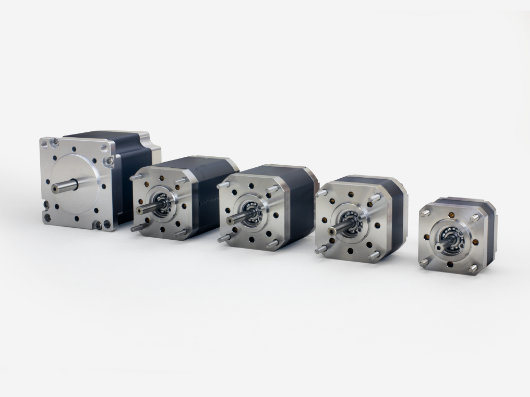 UHV Stepper Motors